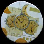 olio su tavola cm 30x30 anno 2003 non disponibile