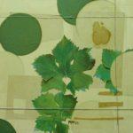 olio su tavola cm 20x20 anno 2003 non disponibile