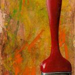 olio su tavola cm anno 2006 non disponibile