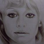 raffaella cm 30x30 olio su tavola la puoi trovare presso Galleria Magenta